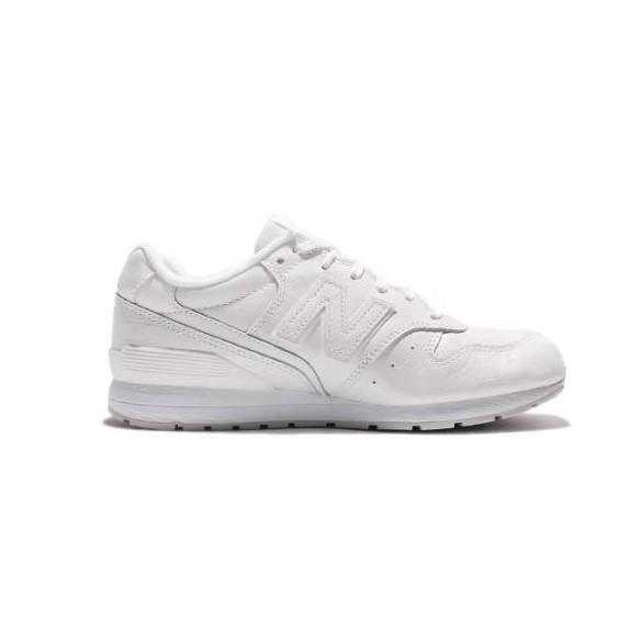 NEW BALANCE 慢跑鞋 Lifestyle 復古 男女款 / 白 MRL996MF / 運動達人
