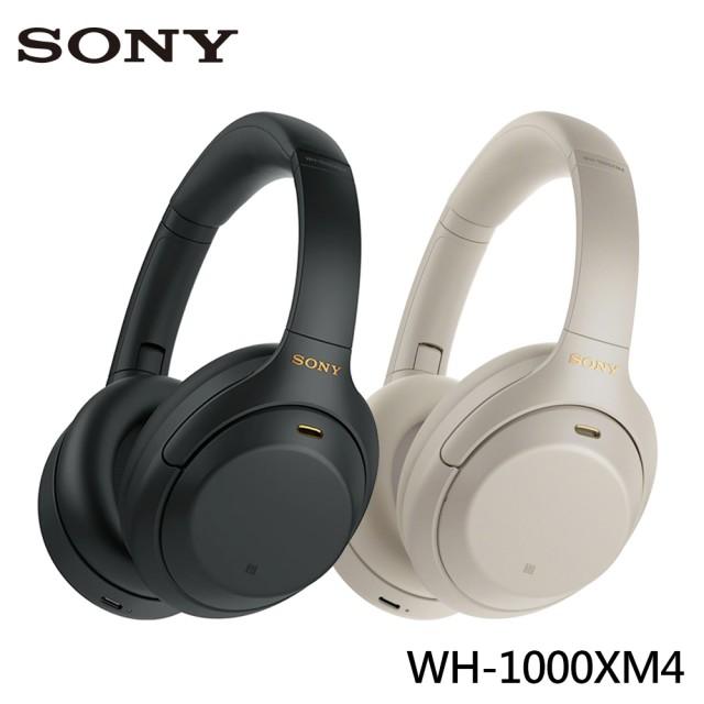 SONY 索尼 WH-1000XM4 無線藍牙降噪耳罩式耳機(公司貨)