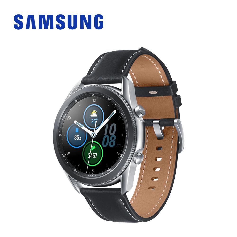 SAMSUNG Galaxy Watch3 45mm (藍芽) 星幻銀