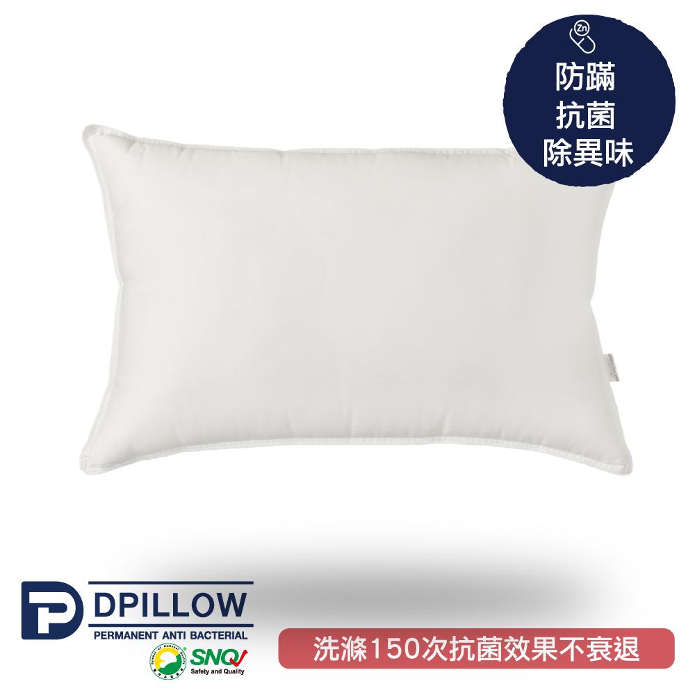 經典枕  抗菌 防蹣 平織滑順
