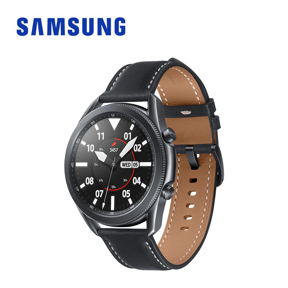 SAMSUNG Galaxy Watch3 45mm (藍芽) 星幻黑