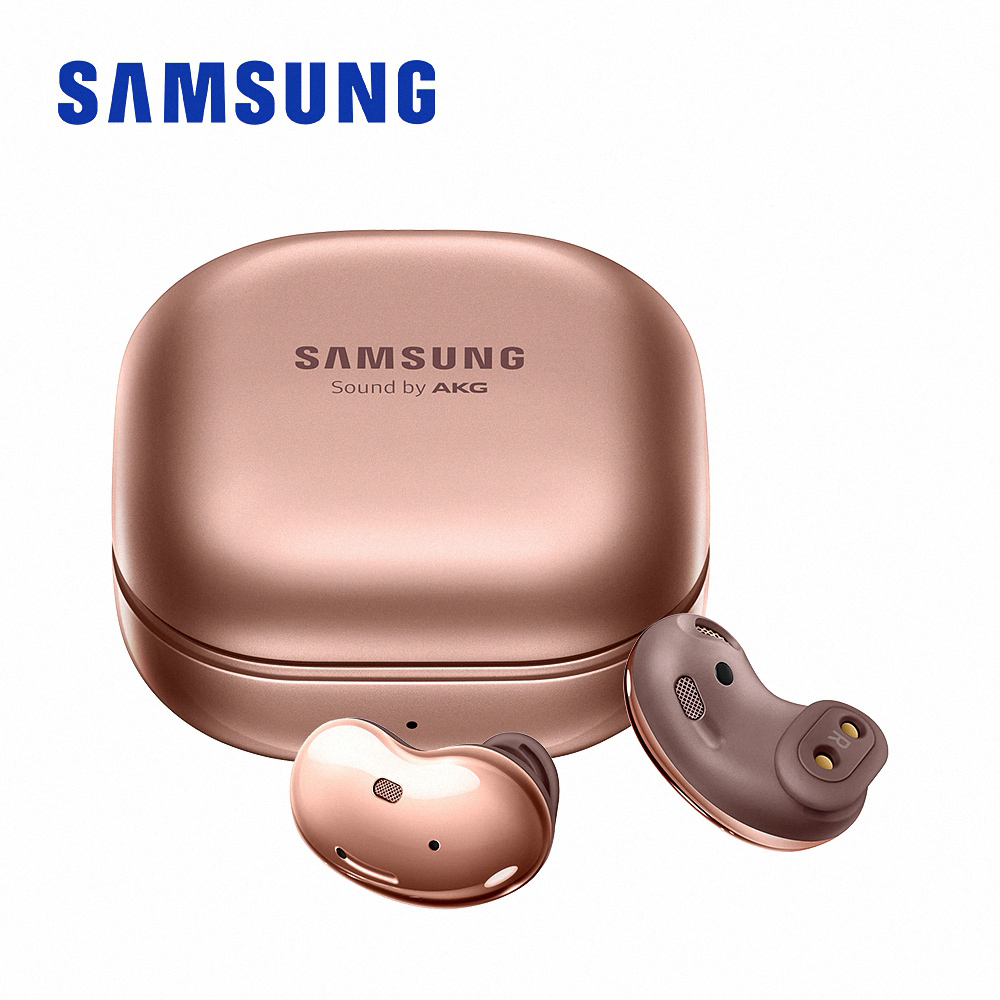SAMSUNG Galaxy Buds Live 真無線藍牙耳機 星霧金