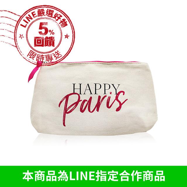 LANCOME 蘭蔻 繽紛巴黎化妝包(24x13.5x5cm)【美麗購】