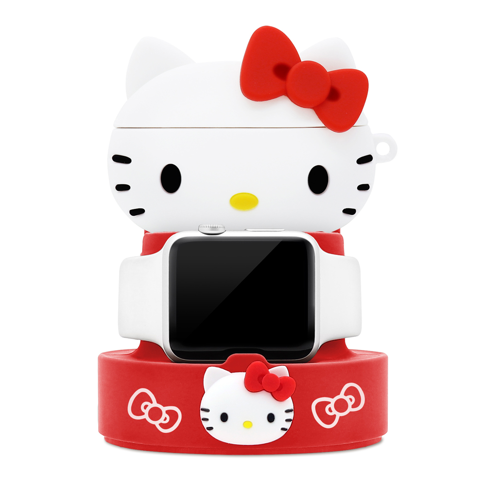 GARMMA Hello Kitty Apple Watch 二合一充電支架