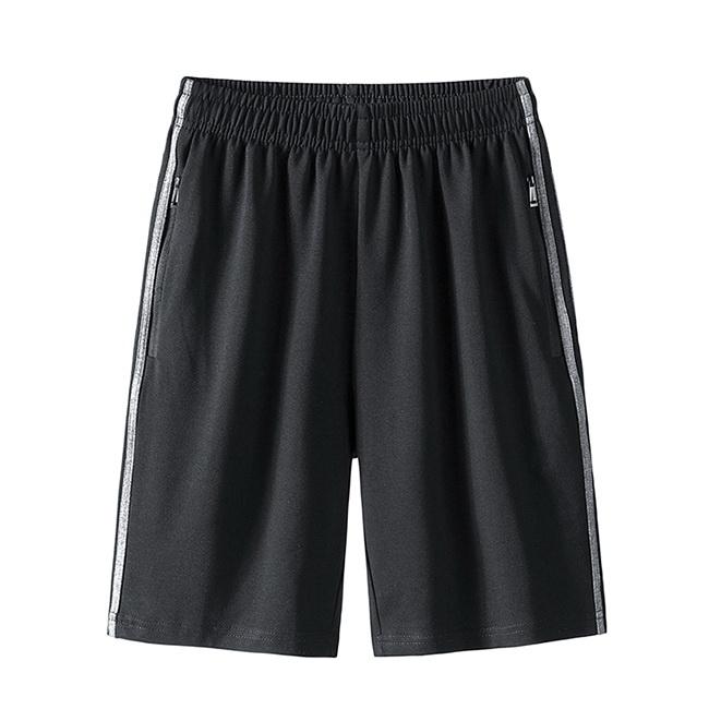 FOFU-短褲簡約時尚百搭休閒舒適短褲【08B-G1004】