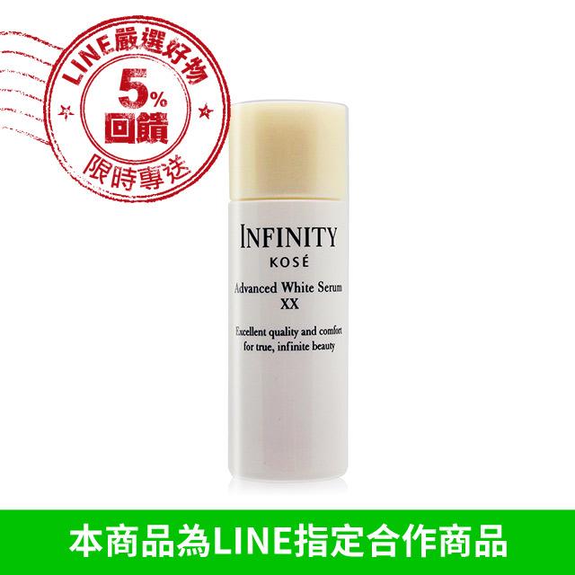 KOSE 高絲 無限肌緻 極光深白活膚乳(33ml)【美麗購】