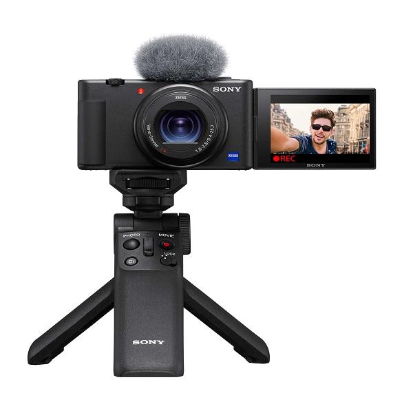 SONY  DSC-ZV1  ZV-1 輕影音手持握把組合 數位相機 公司貨