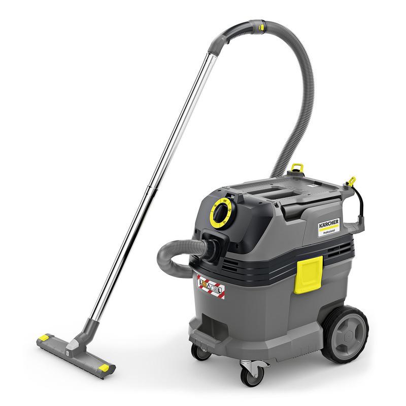 工業高量級-乾濕兩用吸塵器|NT 30/1 Tact L