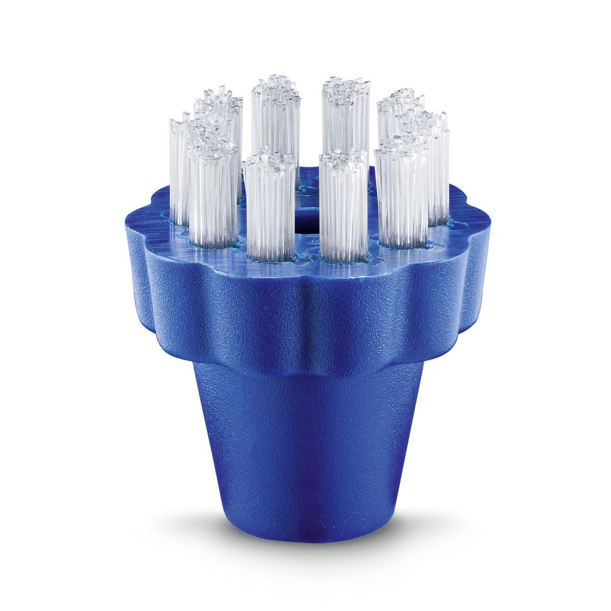蒸汽清洗機配件|藍色小圓刷(基本款)