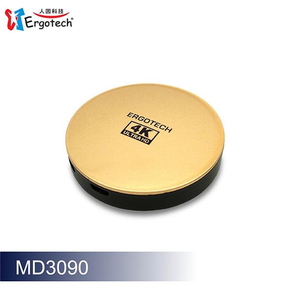 免運 人因 電視好棒4K 2.4G/5G雙模無線影音分享棒 MD3090