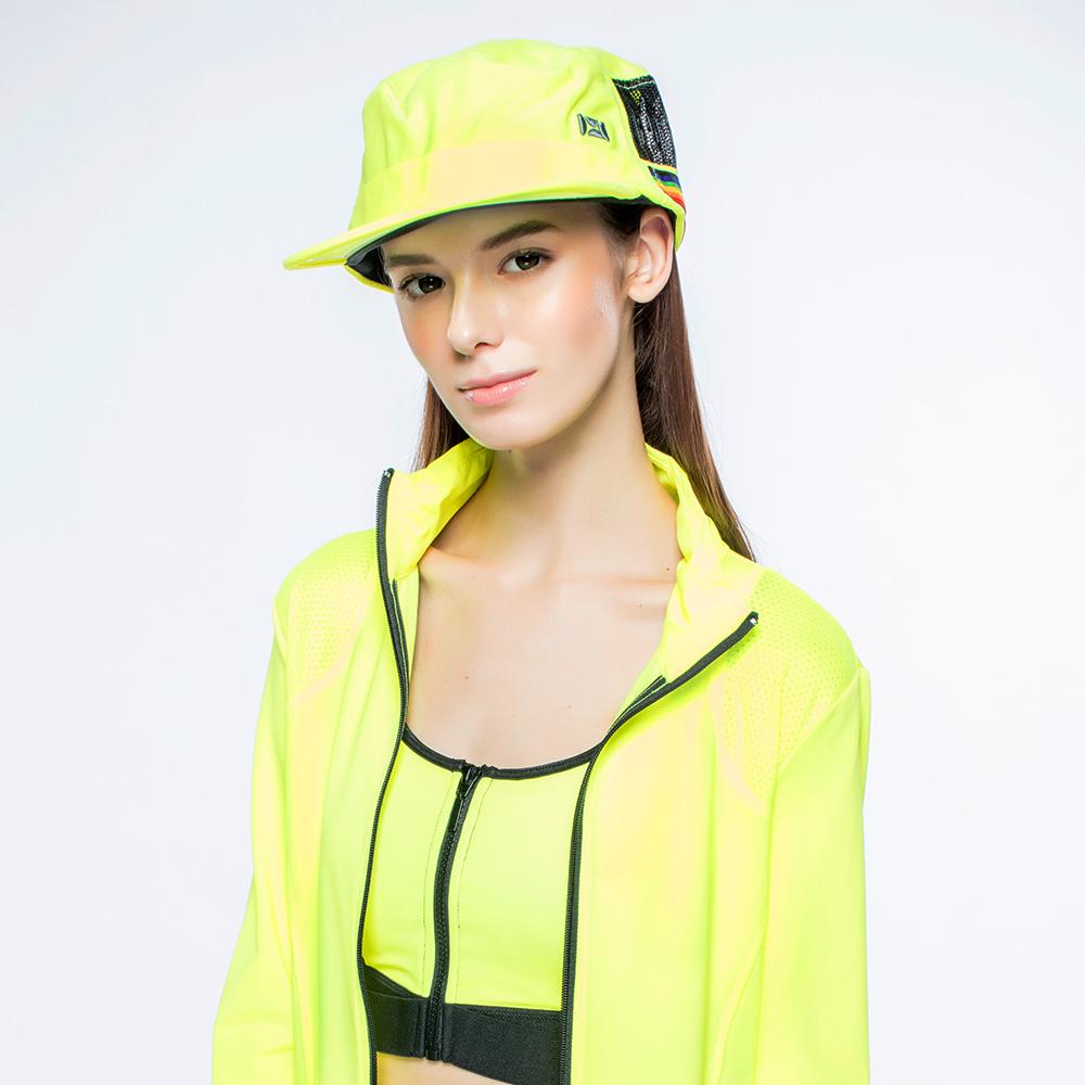 【HOII后益】HOII可愛造型軍帽(三色:黃/紅/藍)