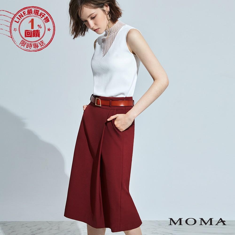 MOMA(92S010)都會簡約窄裙