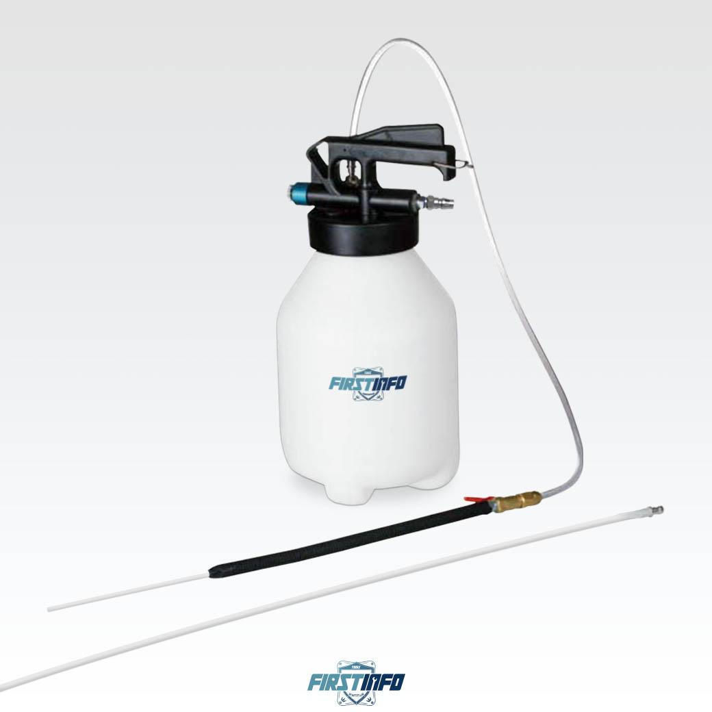 6L氣動可吸可排抽油機/加油兩用機 適換汽機車機油