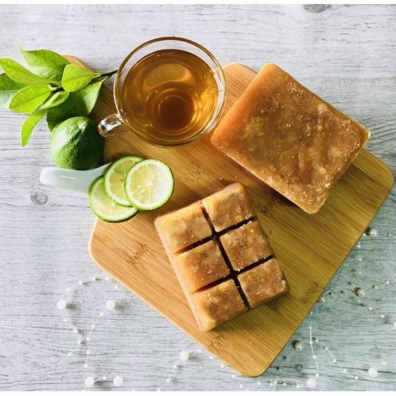 冬瓜檸檬茶磚(375g)─消暑聖品