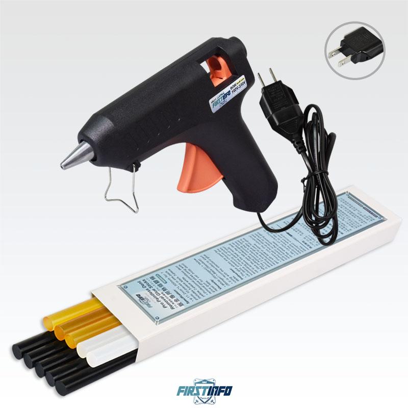 汽車氣動鈑金/板金小地方凹陷拉專用熱熔膠槍 附熱熔膠條10條