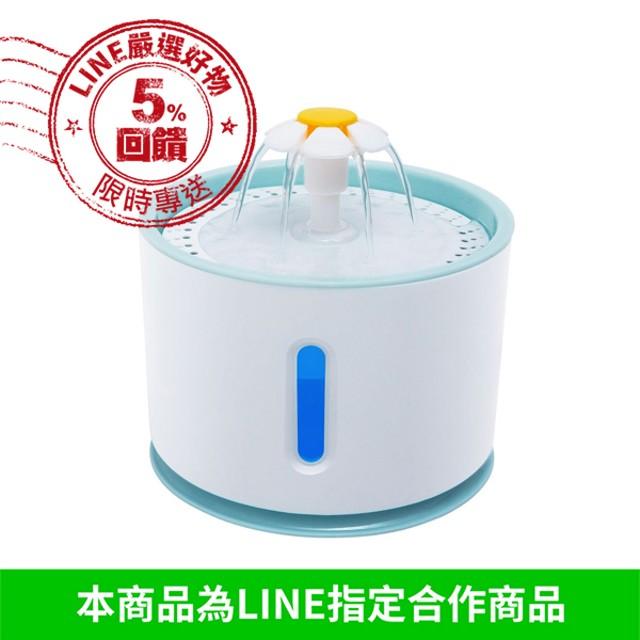 自動斷電水循環寵物飲水器 『無名』 Q09106