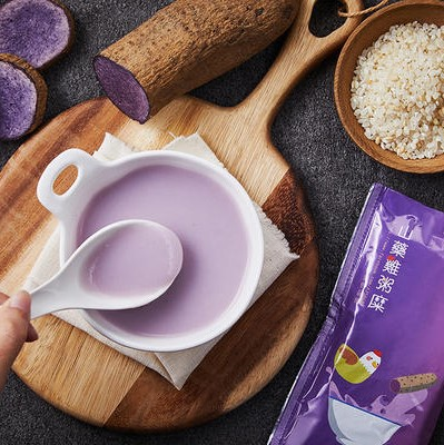 【麻豆助碗粿】山藥雞粥糜 4入 (150g/1入)