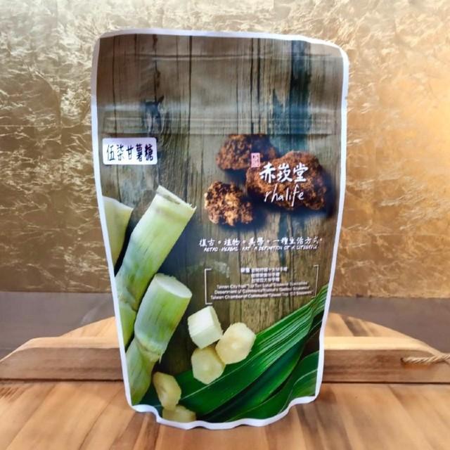 【赤崁糖】伍柒甘薯茶(200g/袋裝)
