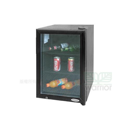 Warrior 樺利 Dellware 桌上型飲料展示櫃  GS2.5  原廠跨區費另計,一樓簽收