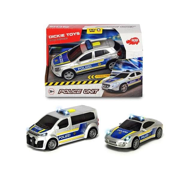 Dickie-15cm警察部隊