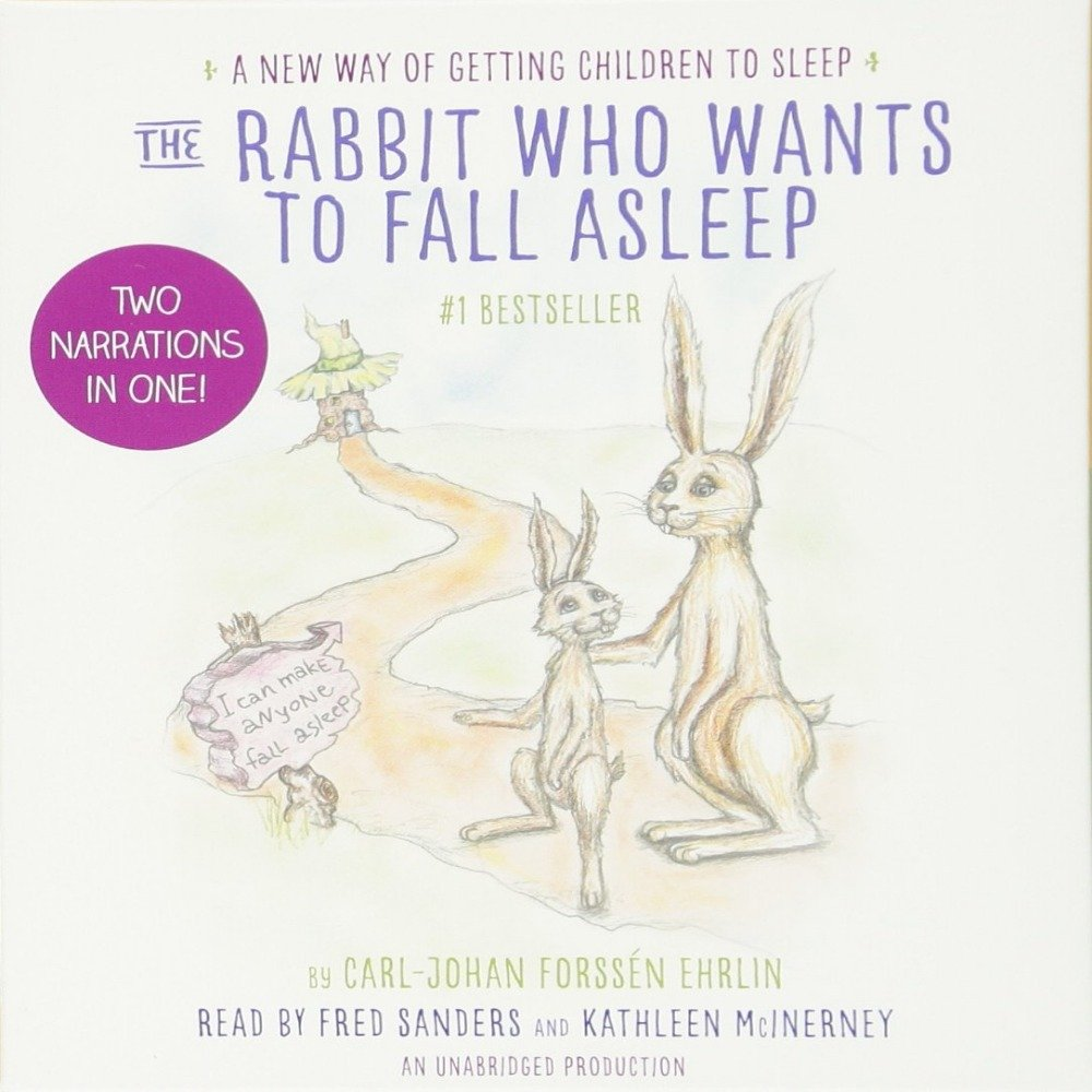 The Rabbit Who Wants to Fall Asleep (Audio CD) 好想睡覺的小兔子(CD)