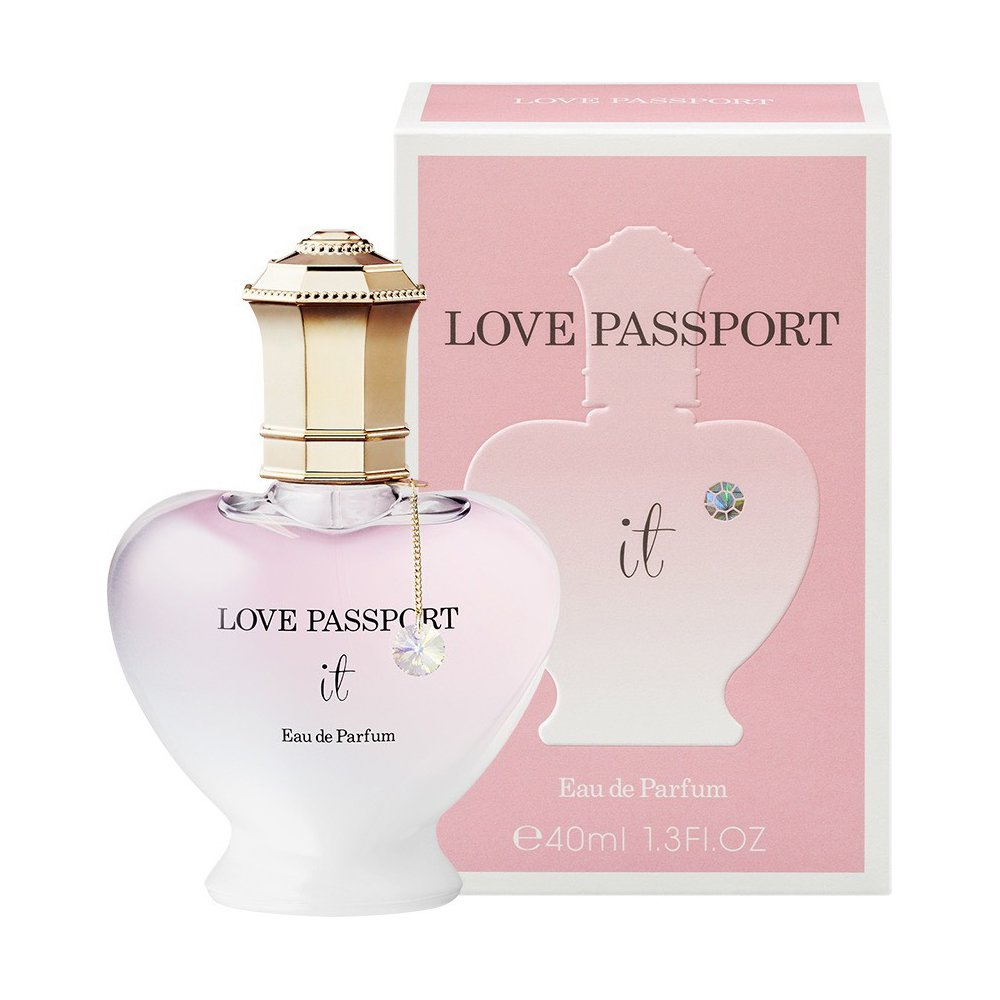 Love Passport 就是愛情 女性淡香精 40ml