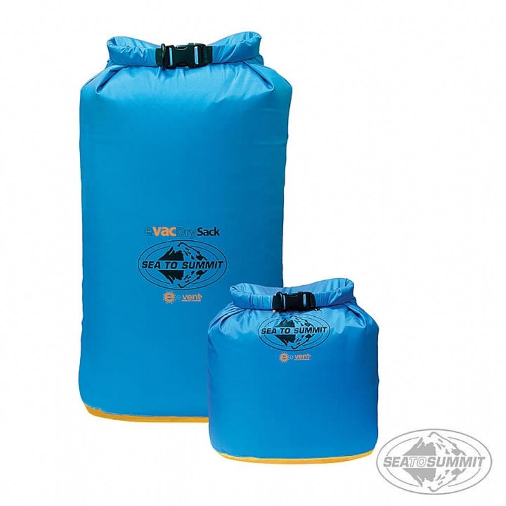SEATOSUMMIT 70D EVENT 透氣防水收納袋(3L) 藍色