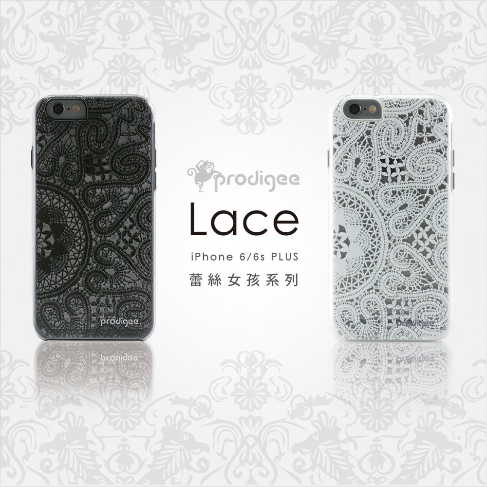 【一年保固】PRODIGEE iPhone 6 / 6s Lace 蕾絲女孩系列