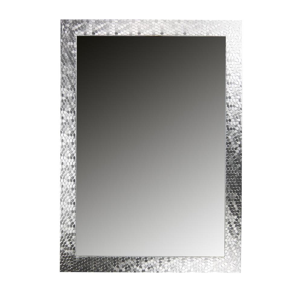 【ROYAL】UD618 亮鑽銀藝術鏡 70x50