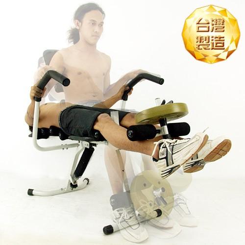 豪華仰臥起坐床(贈送5公斤槓片) P105-685 仰板.仰臥板.仰臥起坐板.運動健身器材.健腹機