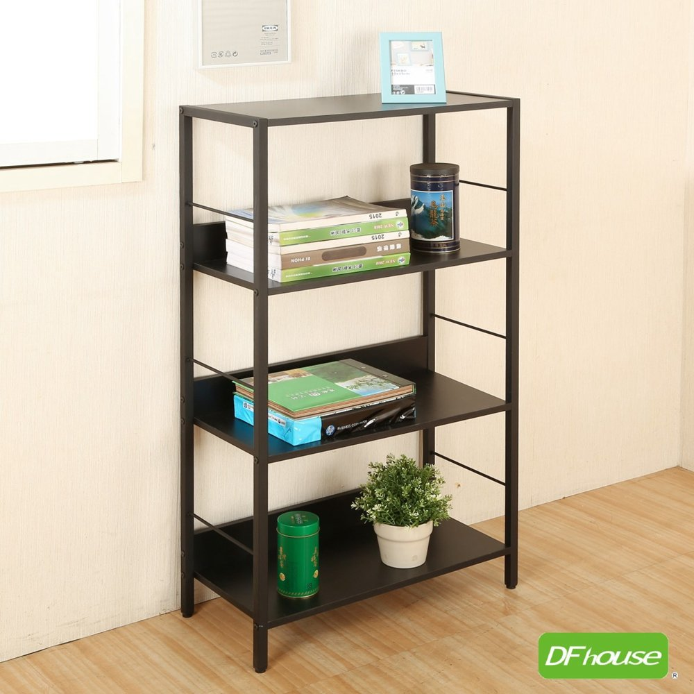 《DFhouse》萊斯特-多功能層架 收納架 書架 辦公桌 書桌 臥室 書房 辦公室 閱讀空間