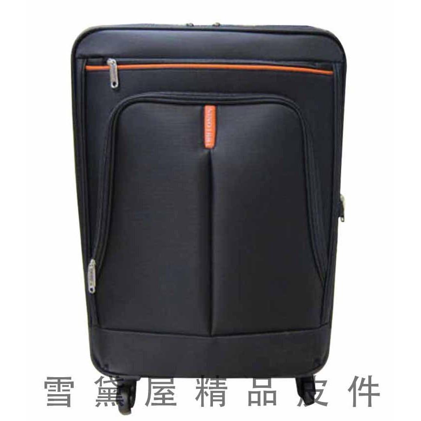 ~雪黛屋~18nino81 26+19一組商務型行李箱美國專櫃360度靈活旋轉台灣製造精品品質保證可