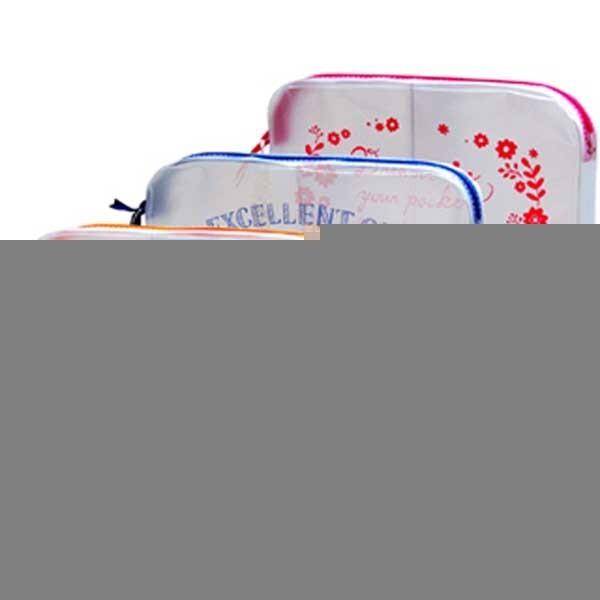居家寶盒sv8149pvc旅行防水盥洗包 多功能洗漱包 化妝包 浴室收納包 大容量收納袋 旅行出