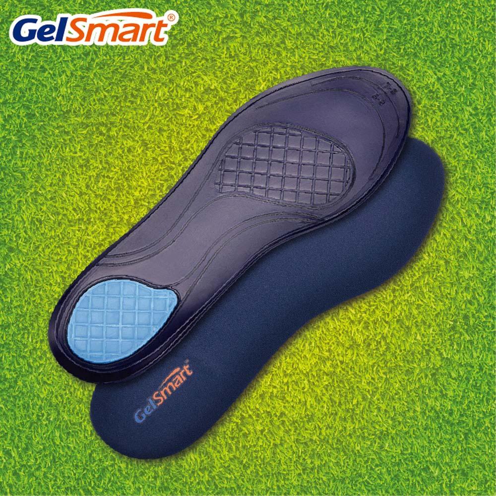 美國GelSmart《吉斯邁》凝膠鞋墊-健步凝膠鞋墊