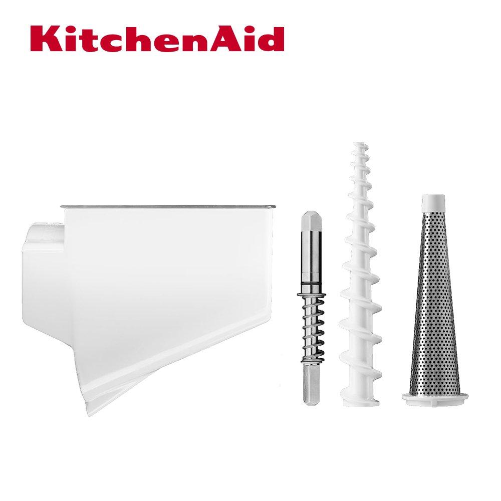 【KitchenAid】蔬果濾汁組