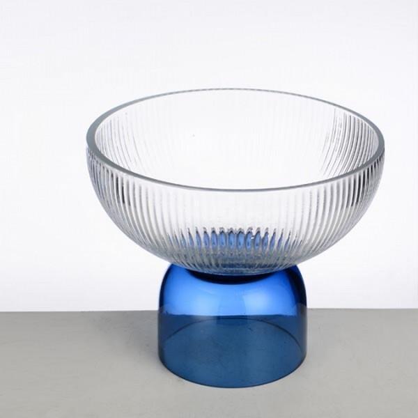 18park-型瑟-花/果器 [b款,透明/藍]