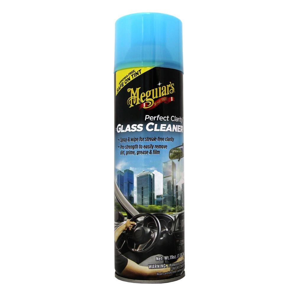 易油網meguiar's glass cleaner 完美透亮玻璃清潔噴霧 g190719