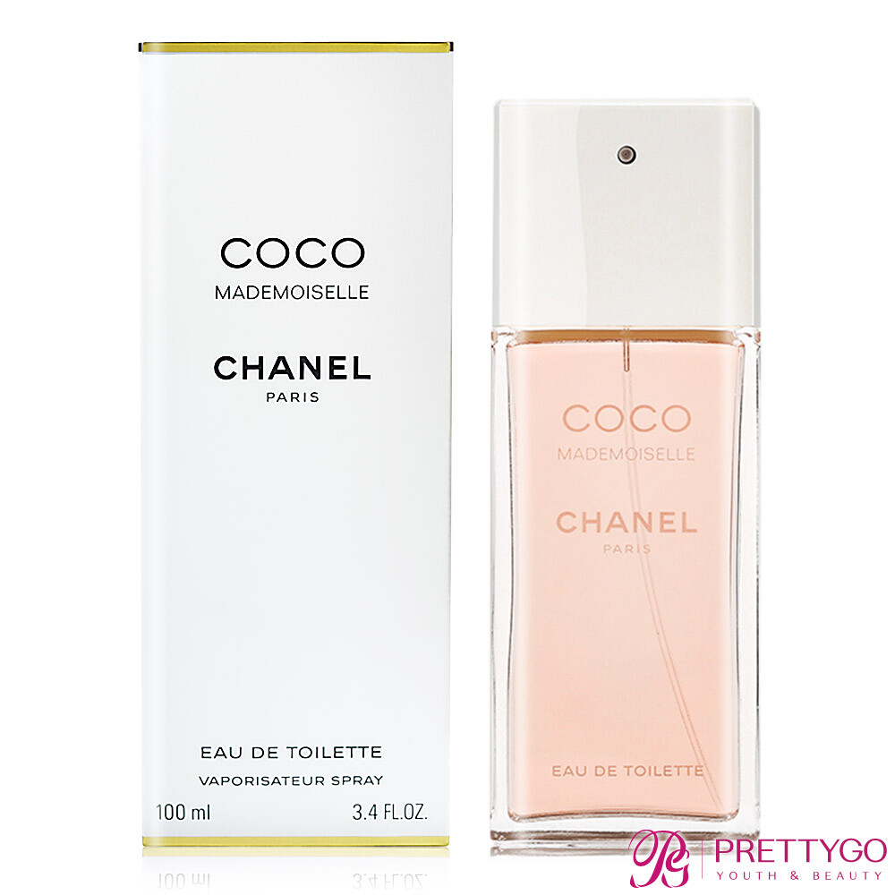 chanel 香奈兒 摩登coco淡香水(100ml)-國際版