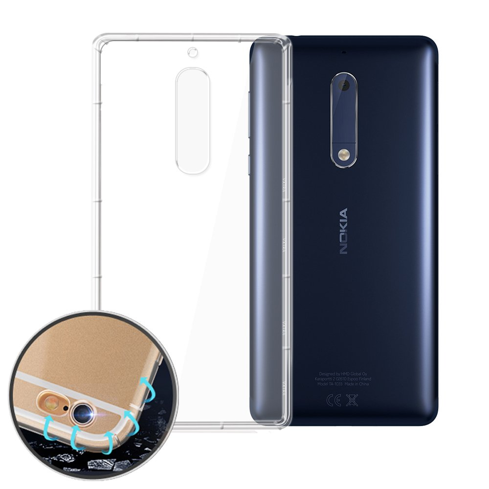 VXTRA Nokia 5 防摔氣墊保護殼 手機殼