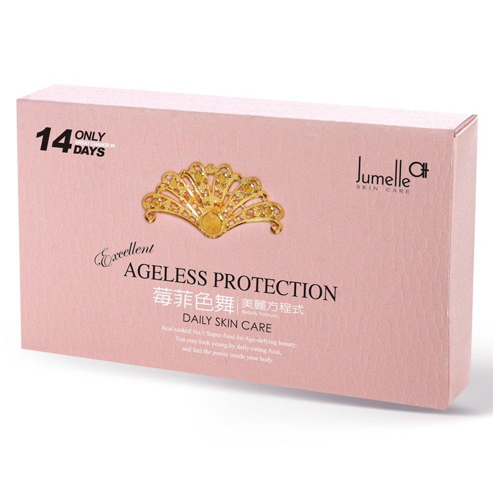 Jumelle a+ 莓菲色舞美麗方程式[56錠x1盒]