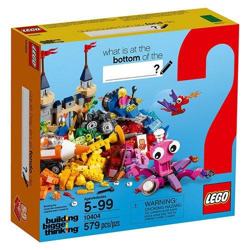 樂高【LEGO】L10404Building Bigger Thinking系列-海底世界
