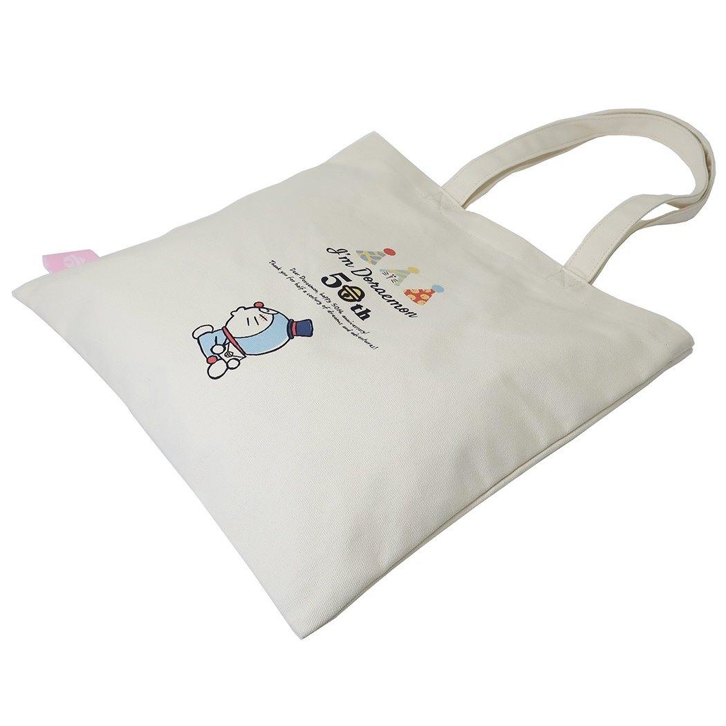 哆啦A夢Doraemon 50週年手提袋,提袋/提包/把手提袋/手提包,X射線【C502980】