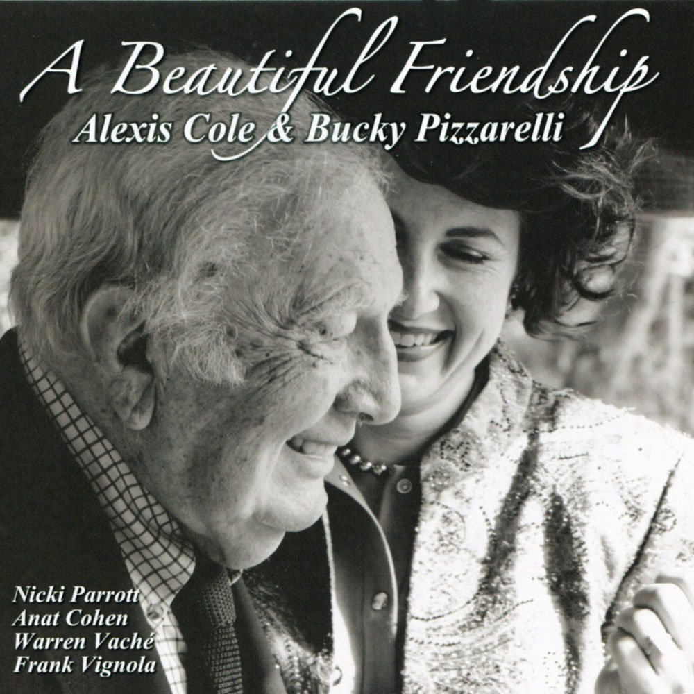 愛麗克絲.柯爾 - 美妙的友誼 CD