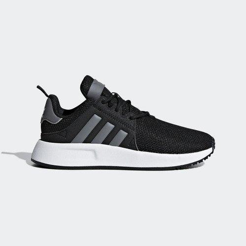 Adidas X_PLR C [CG6830] 童鞋 運動 休閒 輕量 透氣 舒適 耐穿 保護 愛迪達 黑