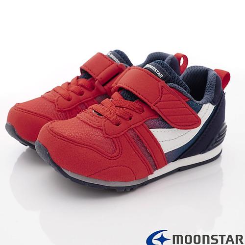 日本Carrot機能童鞋-HI系列機能款-C2121G2紅-(15cm-21cm)