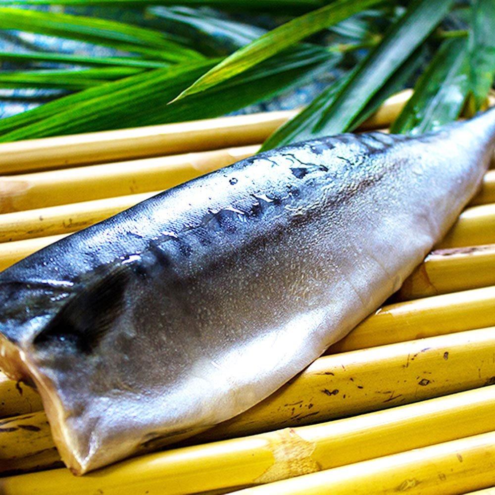 任選【好神】挪威薄鹽鯖魚一夜干150g
