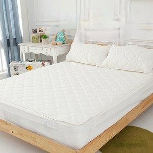 LAMINA 雙人 保暖舒適平單式三件式保潔墊