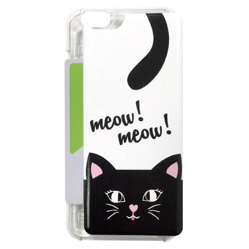 日本原裝 IC-CASE For iPhone 6 (黑貓)