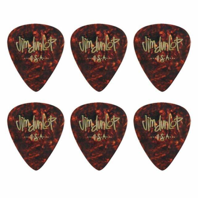 dunlop classic 玳瑁紋烏克麗麗/古典吉他/民謠吉他/電吉他/電貝斯彈片 pick