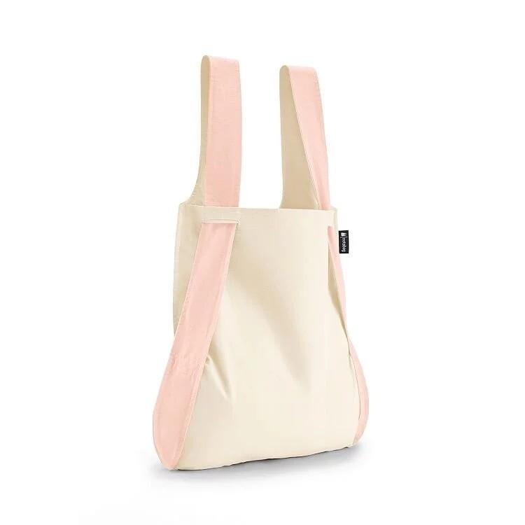 德國notabag 諾特包-原色玫瑰粉 手提包 後背包 提袋